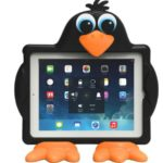 Penguin and Ipad