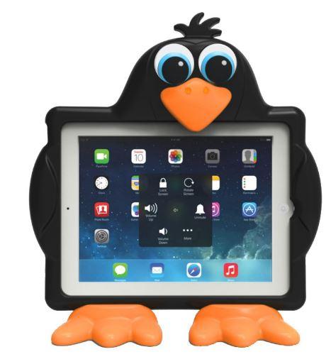 Penguin and Ipad